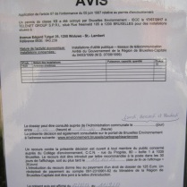 Affiche Permis Tytgat 26 FR
